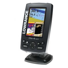 lowrance® x-4 pro dual-search fishfinder | bass pro shops | kayak, Fish Finder