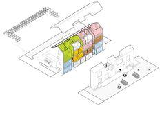 Haus axon