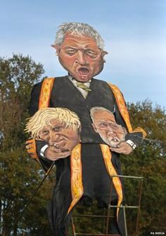 Edenbridge Guy: Effigy of John Bercow to go up in flames - BBC News