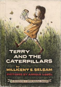 Terry and the Caterpillars - I had completely forgotten about this book - it's a great book!