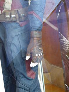 Captain America: Civil War costume glove