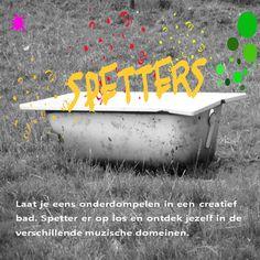 Spetters Workshops - projecten opstarten