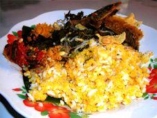 """""""NASI JAGUNG"""" - Indonesian Food"""