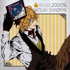 Shinomaya Natsuki, Uta no Prince-sama