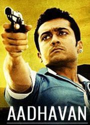 Watch Aadhavan Malayalam Movie Online   YuppTV.in  Suriya is a sharp shooter who never leaves any evidence after the murder. He gets a contract to kill the judge so he enters his house as a servant. Will Suriya be successful in killing the judge?