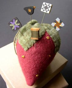 Just Another Button Company - Pincushion Kits