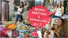 BIKING, PARTYING & REMINISCING published 3 Nov 2015