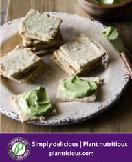 Plantricious Recipe Try this a party dip, sandwich spread, or plopped right on your nachos or tacos - Avocado Cashew Dip from Bob's Red Mill Dip Recipes, Whole Food Recipes, Sandwich Spread, Red Mill, Food Categories, Wrap Sandwiches, Nutritious Meals, Plant Based Recipes, Nachos
