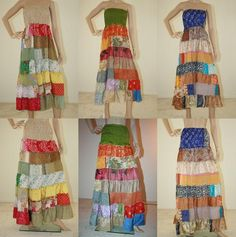 more hippie skirts