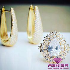 Compre Atacado revenda com lucros de 100 a 300% - ASHISA São Mais de 5 Mil modelos #brincos #anel #pulseira #braceletes # Colar #Pingente #semijoias #Ouro18k, #design #modern #vendas #humor #social #mem #esporte #copa #rendaextra #marketing #empreendedor #Atacado seja um revendedor Ashisa o 1º #MMN de acessórios do Brasil Druzy Ring, Marketing, Humor, Jewelry, Design, Bracelets, Ear Rings, Flipping, Entrepreneur
