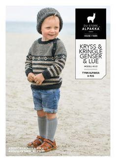 Søkeresultater for « Norwegian Style, Inspiration For Kids, Knitting For Kids, Knitwear, Diy And Crafts, Kids Fashion, Crochet Hats, Children, Boys