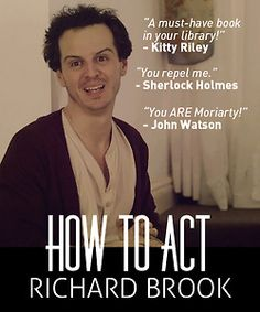 """""""You ARE Moriarty!"""" I can just hear that in John's perpetually exasperated voice"""
