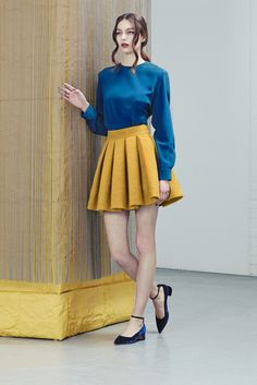 Alexander Lewis - Pre-Fall 2015 - Look 14 of 25