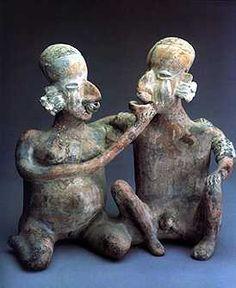 esculturas de la cultura nayarit - Buscar con Google