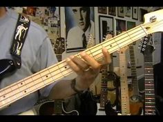Super Easy Walking Electric Bass Exercise On Fender Precision Bass Guitar Learn Bass Guitar, Guitar Tabs Songs, Guitar Chords For Songs, Bass Guitar Lessons, Guitar Lessons For Beginners, Fender Precision Bass, Guitar Scales, Guitar Tutorial, Easy Guitar