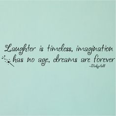 Laughter is timeless