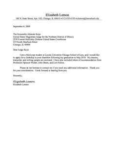 Business Letter Example For Students Free Template Student Writing
