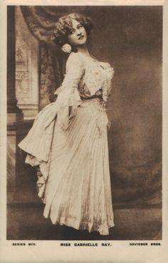 Gabrielle Ray (Davidson Bros. 6171)