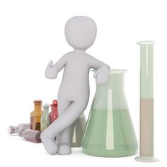 Free Image on Pixabay - Chemist, Tube, Woman, Work, Man, Mr