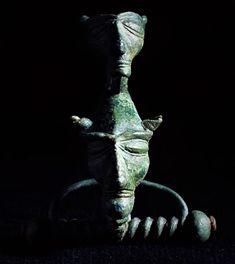 Ceramic Sculpture Figurative, Austria, Vikings, Celtic, Buddha, Random Stuff, Bronze, Statue, Ceramics