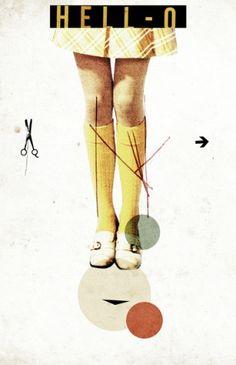 Décomposition et recomposition d'images trop poussiéreuses pour êtres aimées, trop romantiques pour pouvoir résister à leur époque, trop tendres et trop brutes à la fois pour pouvoir sagement vieillir, par Julien Ulvoas.