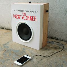 Fancy - Audio Book Speaker by Foreign Policy