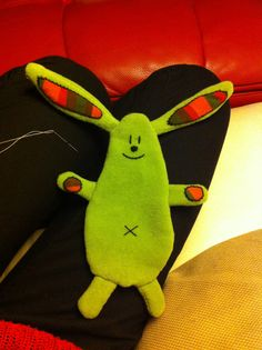 Il coniglio migliore amico di mio figlio, il mio primo lavoro <3