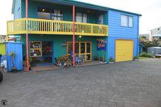 Das On the beach Backpackers Lodge in Whitianga ist ein gutes Hostel für Backpacker. Hier bleibt fast kein Wunsch offen.