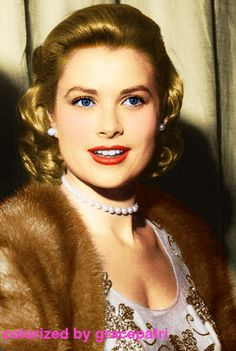 """gatabella: """" """"The first time I met Grace Kelly and saw what a beautiful girl she was and how photogenic – that was an important point. She came to make the film To Catch a Thief with Hitchcock. Grace Kelly Mode, Grace Kelly Style, Princess Grace Kelly, Monaco As, Kelly Monaco, Monaco Royal Family, Hollywood Icons, Hollywood Glamour, Classic Hollywood"""