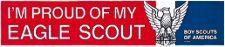 Eagle Scout Bumper Sticker