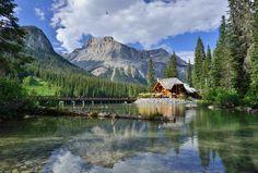 Emerald Lake by Shuchun D on 500px
