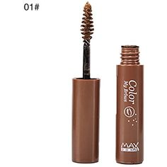 HUBEE Long Lasting Waterproof Eyebrow Mascara Matte Tinted Brow Gel Cosmetics Beauty >>> To view further for this item, visit the image link. (This is an affiliate link) #Mascara