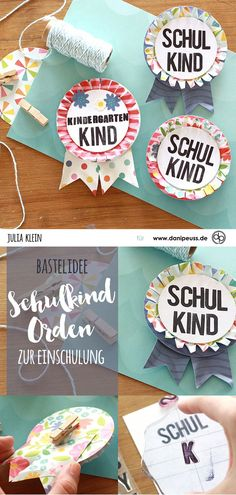 Crafting Idea for Teaching: Order for schoolchildren or kindergarten children Diy Crafts To Do, Fun Crafts For Kids, Diy For Kids, Daycare Crafts, Preschool Crafts, Letter Of The Week, School Decorations, Gifts For Your Mom, You Are The Father