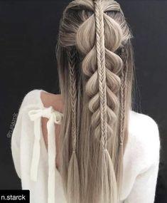 Braided Hairstyles 2018 White Girl