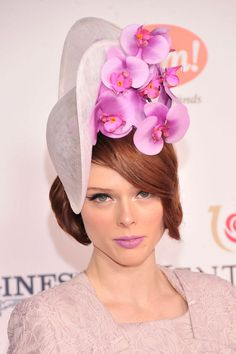 How to Make a Kinda-Ridiculous Hat Look Amazing With the Best Makeup Choices Ever, Starring Coco Rocha