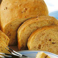 Walnussbrot - Rezept für den Brotbackautomat