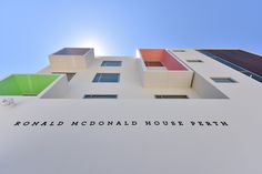 RMH: the first LEED-rated building of its kind in Australia