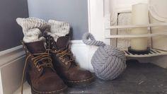 Free Chunky Aran Sock Pattern! • LoveKnitting Blog
