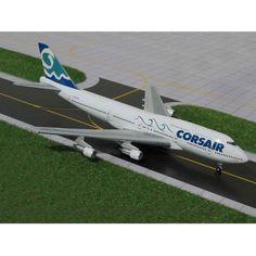 Gemini Jets Diecast Corsair B747-300 SEA Model Airplane - GJ348