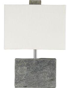 Orda Table Lamp #CrateAndBarrel