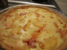 Nora Ephron's peach pie