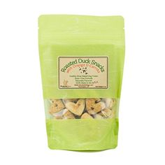 Gourmet Roasted Duck Snacks with Orange  Carrots Dog Treats By Wonderful Wags Are Natural HiQuality USA Made With Safe Healthy Natural Ingredients Treat Your BestFriend To The Finest Treats * Visit the image link more details.