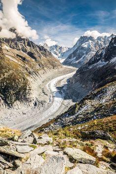 Glacier Grey, Chile.