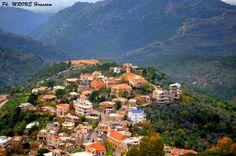 LEBANON, SOUTH, HAITOURI,  NICE SETTING
