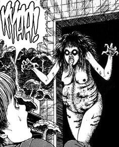 -Uzumaki Simply beautiful horror manga
