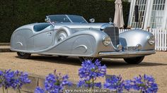 2014 Schloss Dyck Classic Days – A German Festival of Historic Cars   The Old Motor I Mercedes-Benz 500K
