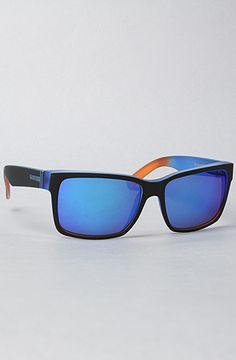 VonZipper The Elmore Sunglasses in Huckleberry Tang