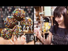 Cake Pop de Doce de Leite | Vídeos e Receitas de Sobremesas