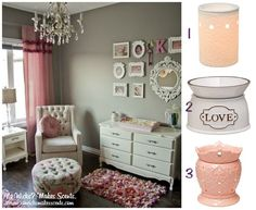 Which Scentsy Warmer would you choose for this room?