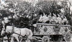 Barnum & Bailey Parade 1917 (Chicago) #3